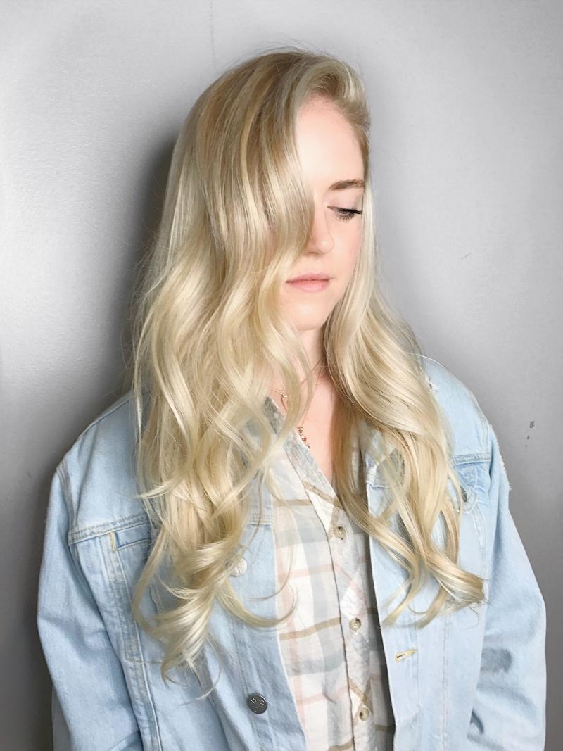 Balayage Blowout – Hunter Hair Studio